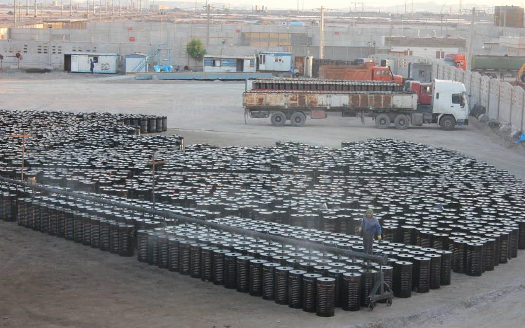 Buying bitumen