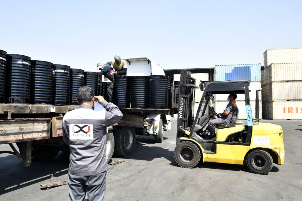 recycled oil and bitumen market