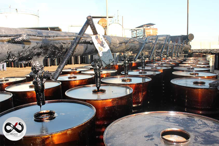 Weekly Bitumen Report